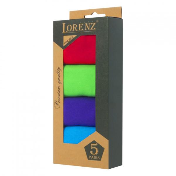 8b37b0d478428 Подарочный набор разноцветных мужских носков, 5 пар, Р6 купить в ...